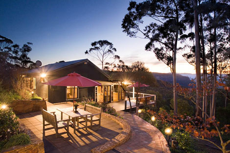 Season of Mists - Luxury Accommodation Blackheath Blue Mountains
